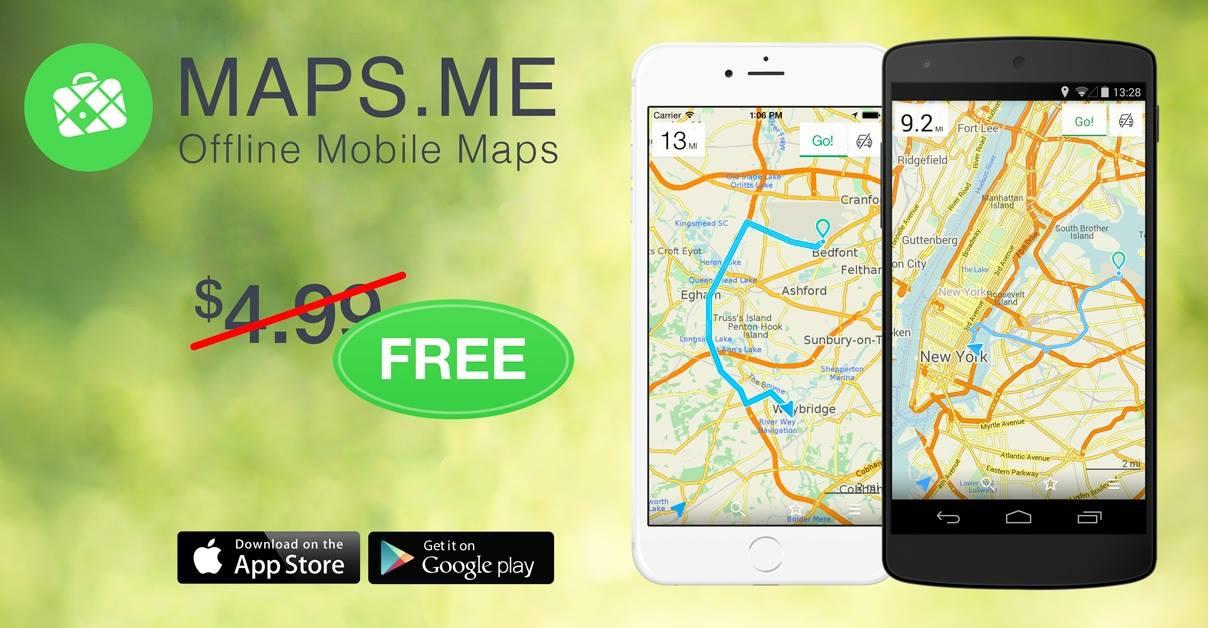 Không còn sợ lạc đường với 11 ứng dụng bản đồ này