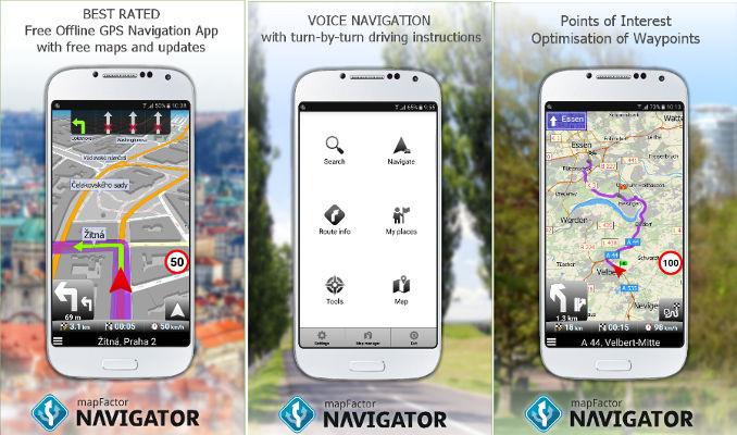 Không còn sợ lạc đường với 11 ứng dụng bản đồ hữu ích này