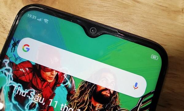 Đánh giá Realme 5 về màn hình hiển thị