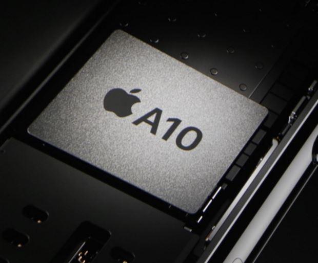 Chip A10 Bionic mạnh mẽ bền bỉ trên iPhone 7 Plus