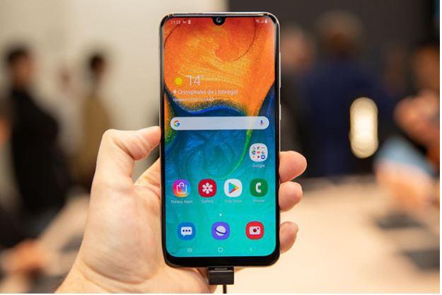 Samsung Galaxy A50s sở hữu con chip xử lý Exynos 9611 mạnh mẽ