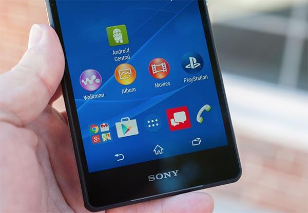 Sony Xperia Z3v được cung cấp từ nhà mạng Verizon Mỹ