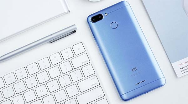 Xiaomi Redmi 6 sở hữu con chip Mediatek MT 6762 Helio mạnh mẽ
