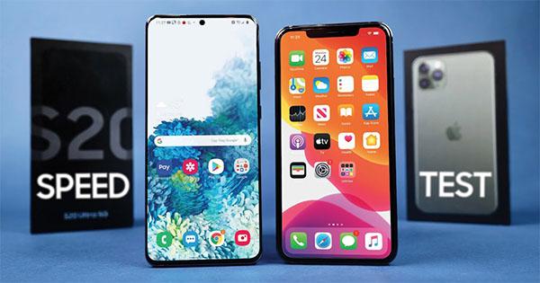 iPhone 11 Pro Max và Galaxy S20 Ultra khởi điểm với mức giá tương đối cao