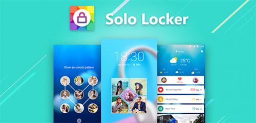 Tải ứng dụng Solo Locker từ cửa hàng CH Play cho điện thoại Android