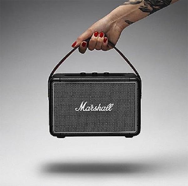 Chất âm thanh có trong Marshall Kilburn 2 cực kỳ ổn định