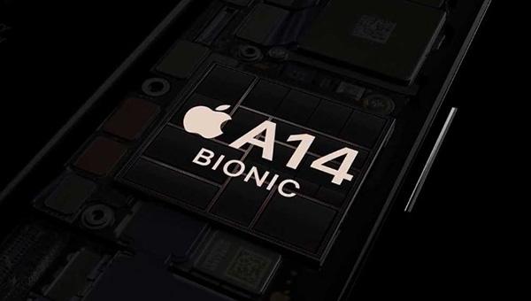 Cấu hình trang bị chip A14 Bionic