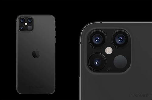 Chất lượng cảm biến camera