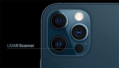 Máy quét LiDAR nâng cấp khả năng chụp ảnh