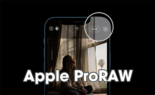 Định dạng hình ảnh ProRAW