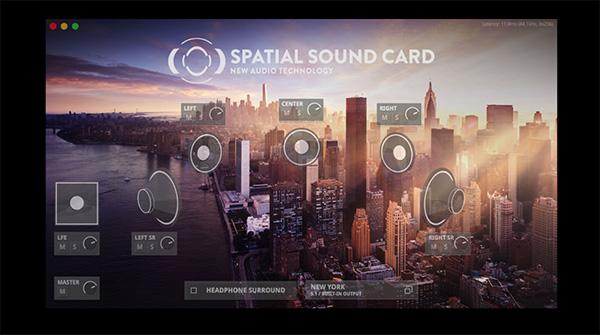 Tính năng Spatial Sound phù hợp với phần lớn các loại tai nghe