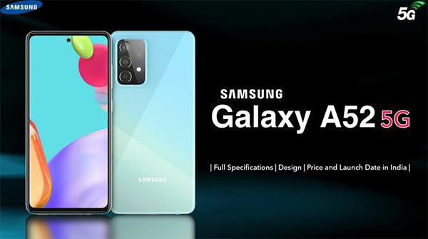 Đánh giá thiết kế Galaxy A52