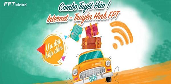 Rất nhiều chương trình khuyến mãi hấp dẫn khi lắp đặt mạng FPT HCM cũng như combo truyền hình và internet