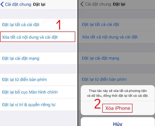 Cách kiểm tra iCloud ẩn trên iPhone chưa Jailbreak