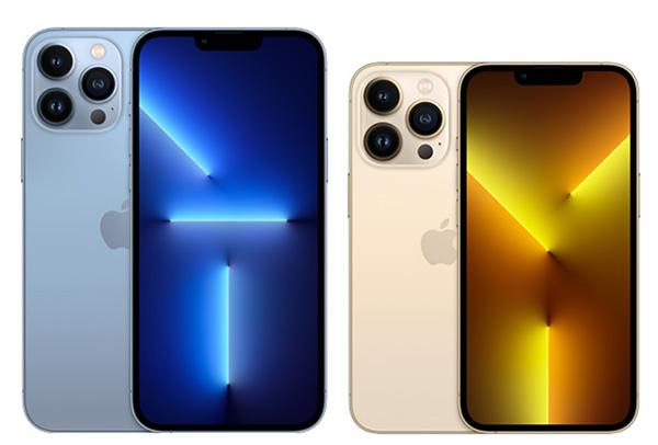 Kích thước màn hình iPhone 13 Pro và iPhone 13 Pro Max