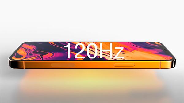Màn hình 120Hz trên iPhone 13 Pro Max