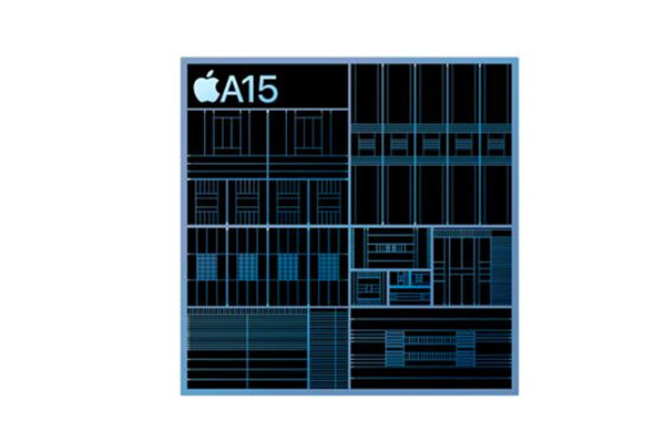 iPhone 13 Pro chạy chip Apple A15.