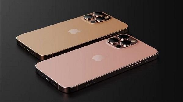 Hai phiên bản màu sắc hoàn toàn mới trên iPhone 13